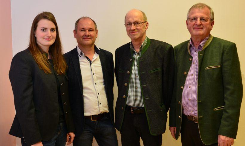 Der Vorstand der Ortsgruppe Waidhofen/Ybbs