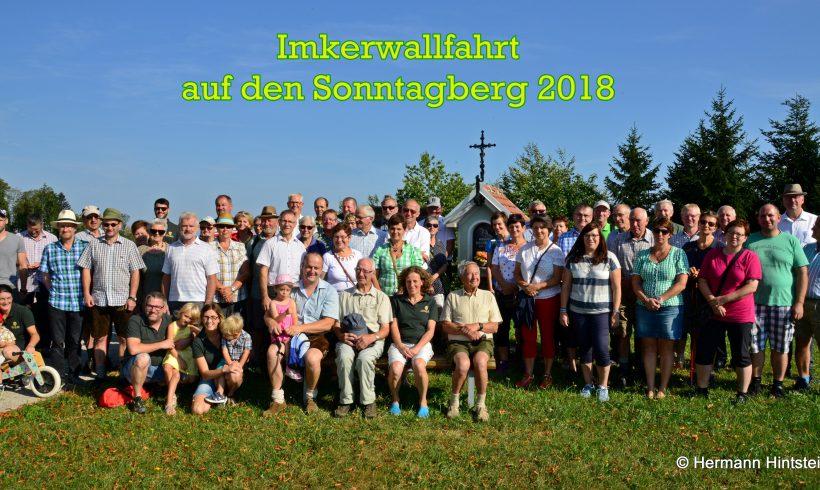 Imker Wallfahrt – Sonntagberg – 2018
