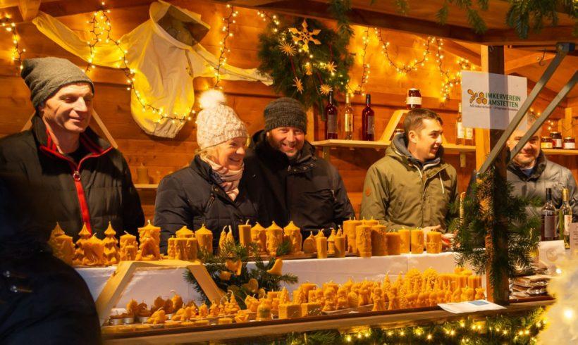 Rückblick – Mostviertler Advent 2019 – Schulpark Amstetten