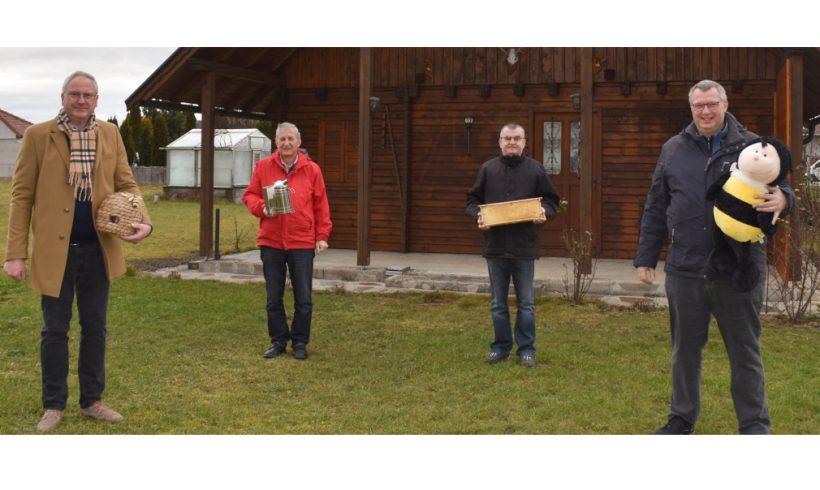 Wahl der Imkerspitze im Bezirk Amstetten