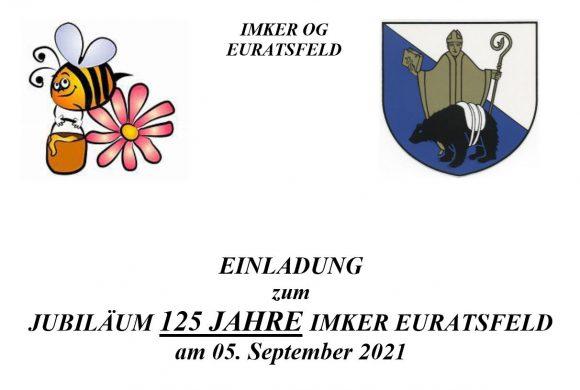 125 Jahre Imker Euratsfeld